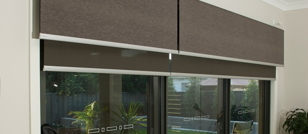 Dual Roller Blinds Auckland Nz Rods Amp Blinds