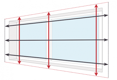 How do I measure for blinds?
